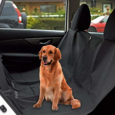 PetsN'all Pet / Dog Car Seat Cover For Cars - Large Size 56x47 inch - Backseat H