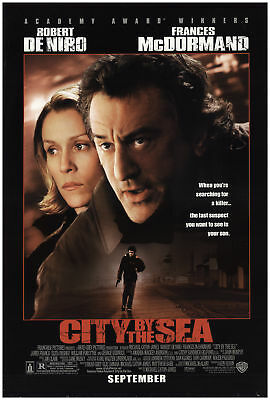 City by the Sea 2002 27x40 Orig Movie Poster FFF-71054 Rolled Robert De Niro