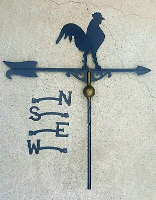ROOSTER WEATHER VANE made by ANSAN INDUSTRIES