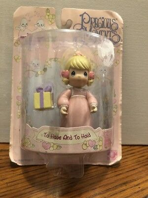 Precious Moments ~To Have and To Hold Bride Doll~ NIB