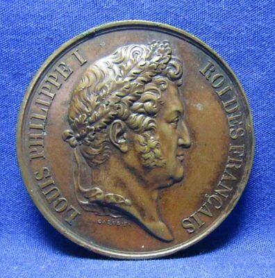 Vintage French Louis Philippe I Commemorative Coin