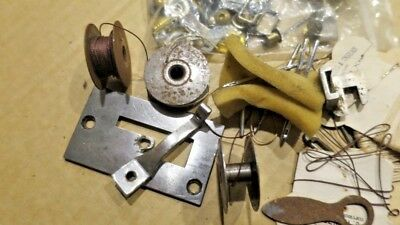 Leather Craft Sewing mix pieces - others