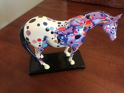 Trail of Painted Ponies - Mosaic Appaloosa 1E / 4539