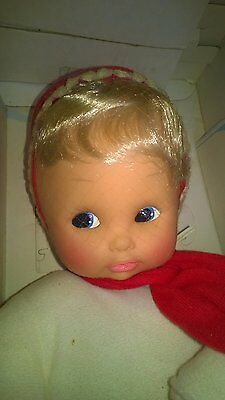 Vintage Clodrey Doll Winter Baby Doll Outfit Sears Robuck & Co