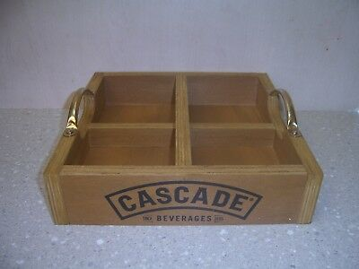 Cascade Beverages Serving Tray (As New)