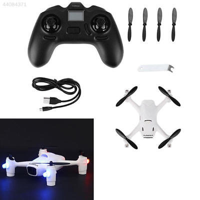 Hubsan H107C+ 2.4Ghz 4CH RC Quadcopter Camera Record Helicopter Drone White