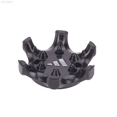 Golf Shoes Spikes Replacement Cleats Ultra Thin Black Insert System Rubber