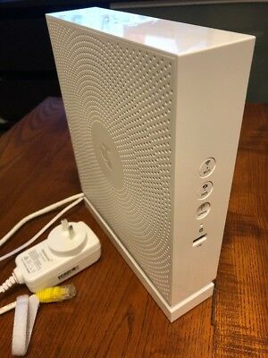 TELSTRA NBN Gateway Max F@st 5355 Modem/ Router(New Wired/Dual Wi-Fi Sagemcom)