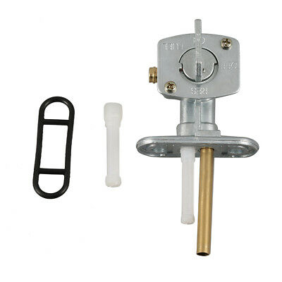 Gas Fuel Tap Petcock Valve Switch Pump For 1986-2004 Kawasaki Bayou300 KLF300