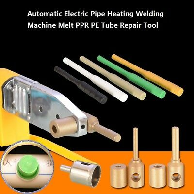 Automatic Electric Pipe Heating Welding Machine Melt PPR PE Tube Repair Tool