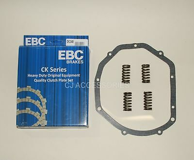 Suzuki GSF600 Bandit 1995-2005 EBC Clutch Kit Friction Plates Springs & Gasket