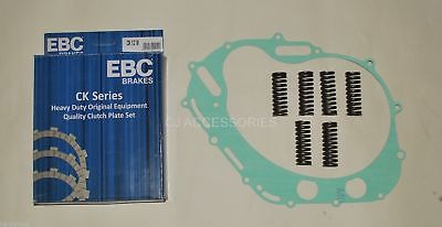 Suzuki SV650 2003-2015 EBC Clutch Kit Friction Plates Springs & Gasket