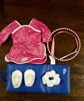 Our Generation Leaps & Bounds Gymnastics Deluxe Outfit - fits American Girl