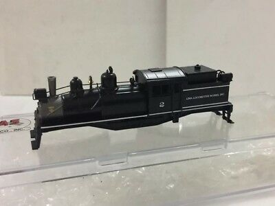 N Scale Atlas Shay (2 Truck) locomotive shell only. Lima Locomotive Works #2