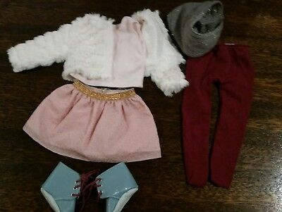 Our Generation Deluxe outfit Its snow snuggly - fits American girls - exc cond