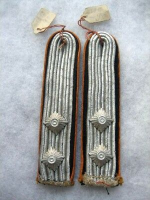 WWII German Officer Shoulder Boards