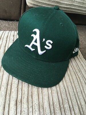 Oakland Athletics New Era Snapback
