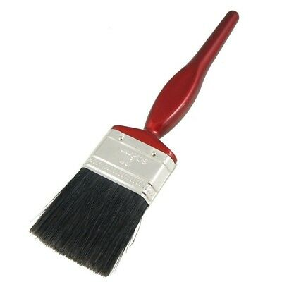 Painter Artist Bristle Handle Paint Brush Painting Tool 2 Inch Wide Black Da SHJ