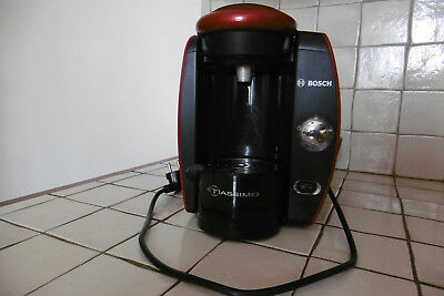 Cafetiere Bosch Tassimo Rouge
