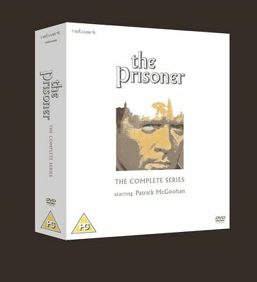 THE PRISONER the complete series. 50th Anniversary. 6 disc box set. New DVD.