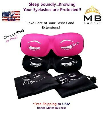 MB_Supply Lash Bra-3D Protective Eye Sleep Mask Cover for Eyelash Extensions USA