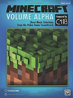 Minecraft Volume Alpha (piano solo) --- Piano - C418 --- Alfred Publishing