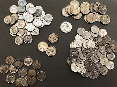 Huge Lot of Uncirculated Silver Coins! - Everything pictured included!