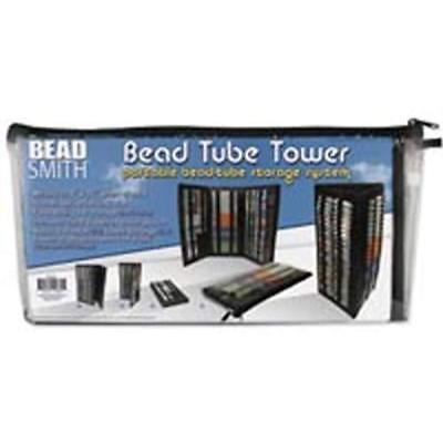 Bead Tube Tower (Holds Round Tubes) Black - BTW1 By Beadsmith