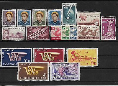 Vietnam  Lot 18 Timbres Neuf ** Luxe Top Affaire !!!!!!!!!!!!!!!!!!!