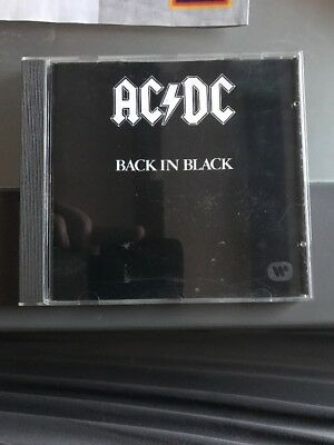 AC/DC - Back In Black CD