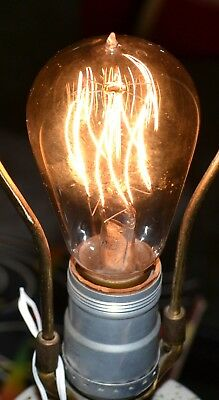 Vintage Edison Mazda Light Bulb Tipped 25W ?