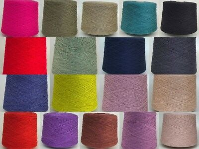 Yeoman Yarn Sari 3PLY 400g Hand / Knitting Machine Choice of Colour