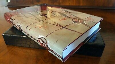 THE SCARLET GOSPELS Signed By Clive Barker VERY RARE & UNIQUE 1st Edition
