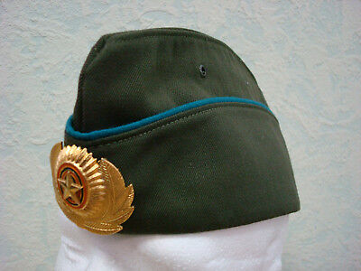 Russian Soviet Army Field Forage Cap Hat Badge Insignia Pin Emblem 1994 Size 59