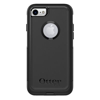 OtterBox COMMUTER SERIES Case for iPhone 8 & iPhone 7 (NOT Plus), Black