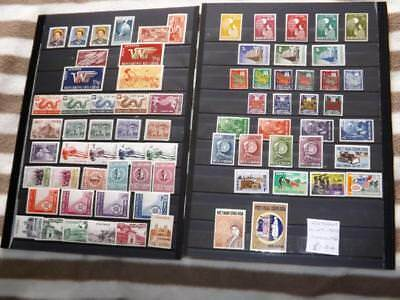 Vietnam-Lovely Old Mint Colln-Most Unm-Mnh-Sets-Sheets Etc-Cat £110+ In 2007