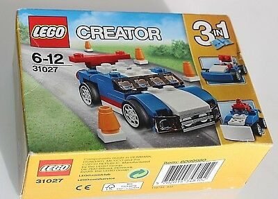 LEGO CREATOR 3 in 1 Dinosaur 31058 Boxed Instructions and Sealed