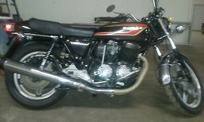 1977 Honda CB  1977 Honda CB750F Supersport in excellent condition