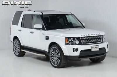Land Rover LR4 Navigation-Three Sunroofs-Heated Leather-One Owner Navigation-Three Sunroofs-Heated Leather-One Owner 4 dr SUV Automatic 3.0L V6 Cy