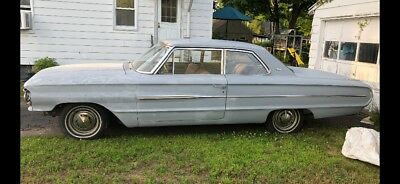 1964 Ford Galaxie 500 1964 Ford Galaxie 500 body been done nice and straight ready for restoration.