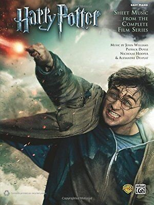 Harry Potter Sheet Music From The Complete Film Series Easy Piano Solos.