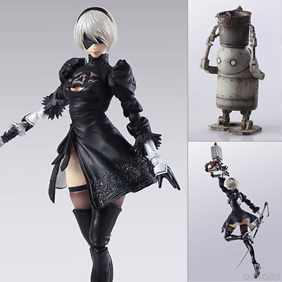 NieR:Automata 2b FIGMA ACTION pvc figure collection figures gift toys new FIRST