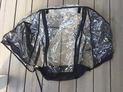 Mountain Buggy Swift rain cover 2009 - 2015 excellent like new condition