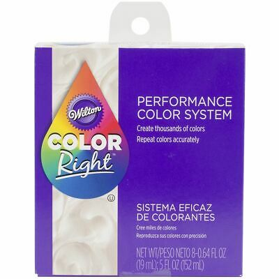 Color Right Performance Color System 8/Pkg - Wilton