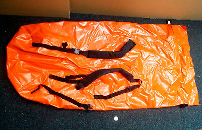 Boy Scout Canoe Dry Bag, Excel. Orange, Camping Camp gear, FastShip