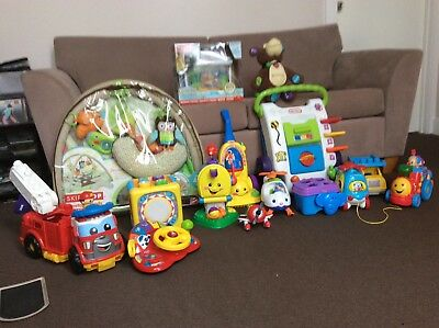 Pre Loved Baby & Toddler Toy Bundle, Very Good Condition