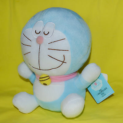 "Doraemon 7"" SMILE soft Plush stuffed Doll toy figure birthday gift"