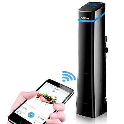 AUKUYEE WiFi Sous Vide Slow Cooker Thermal Immersion Circulator Touch Screen