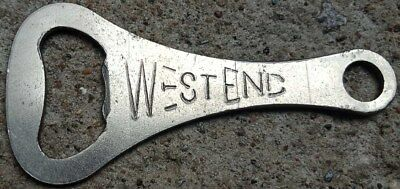 Richmond Lager and West End Brewery Pressed Metal Bottle Openers