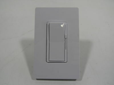 LUTRON DIVA DUO CONTEMPORARY DIMMER LIGHT SWITCH DVW-600-PH